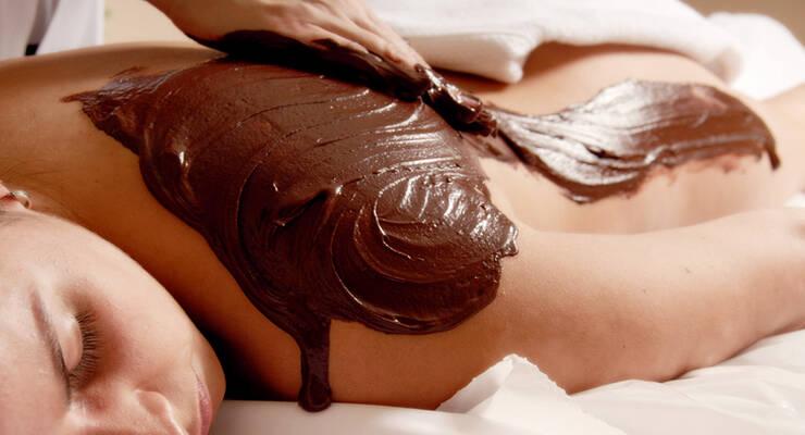 Фото к статье: Шоколадные обертывания