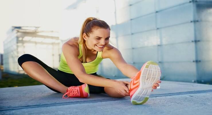 Фото к статье: 4 мифа об упражнениях на растяжку
