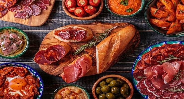 Фото к статье: 4 рецепта для испанского ужина, которые точно вам понравятся