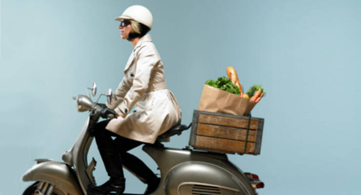 Фото к статье: Козий сыр и высокая мода