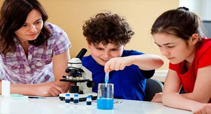 Фото к статье: Физика, химия, биология: домашние опыты для детей