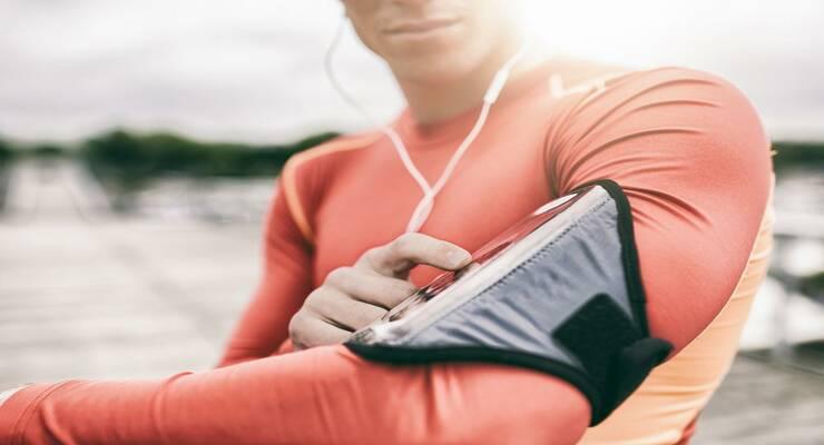 Фото к статье: Лучшие мобильные приложения для бегунов