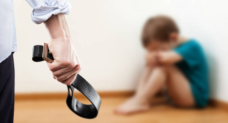 Фото к статье: Нужно ли наказывать ребенка?