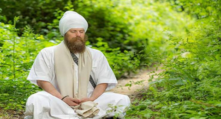 Фото к статье: Гурунам Сингх в Москве