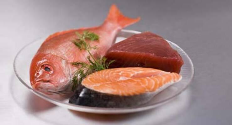 Фото к статье: В рыбе больше пользы, чем ртути