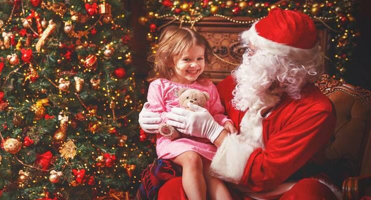 Фото к статье: Все, что вашим детям нужно знать про Деда Мороза
