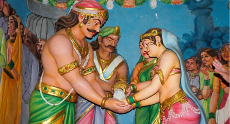 Фото к статье: «Гибкая сила» в Индии. Продолжение