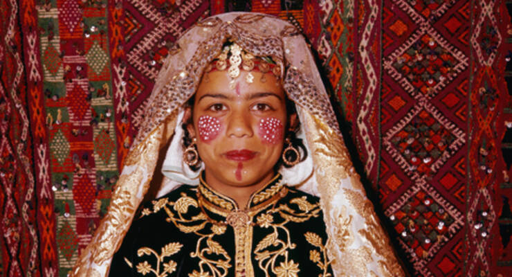 Фото к статье: Светлана Абу-Хардан о сватовстве и свадьбе по-арабски