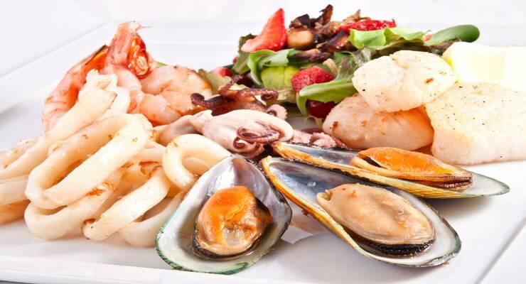Фото к статье: Хотите забеременеть — ешьте больше морепродуктов