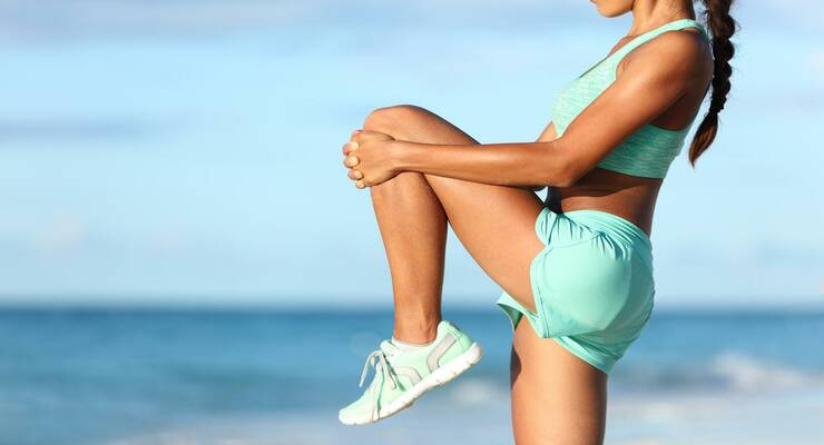 Фото к статье: Здоровье суставов: как сохранить его на тренировке