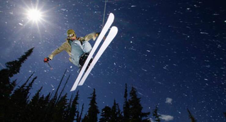 Фото к статье: Звезды шоу-бизнеса на снегу русских горнолыжных курортов