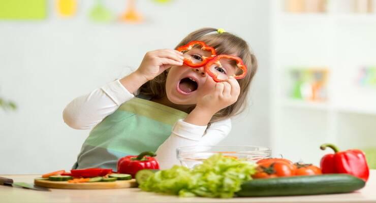 Фото к статье: Можно ли детям быть вегетарианцами?