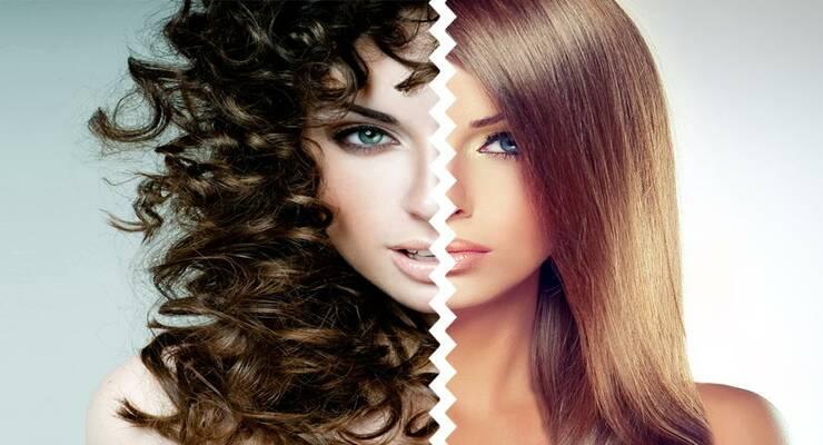 Фото к статье: Толстый и тонкий: как ухаживать за волосами разного типа