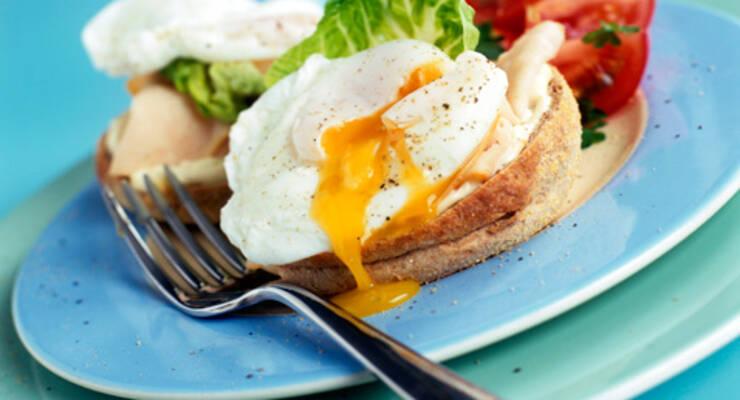 Фото к статье: «Хорошая еда». Яйца-пашот, фритата с тыквой и тосты