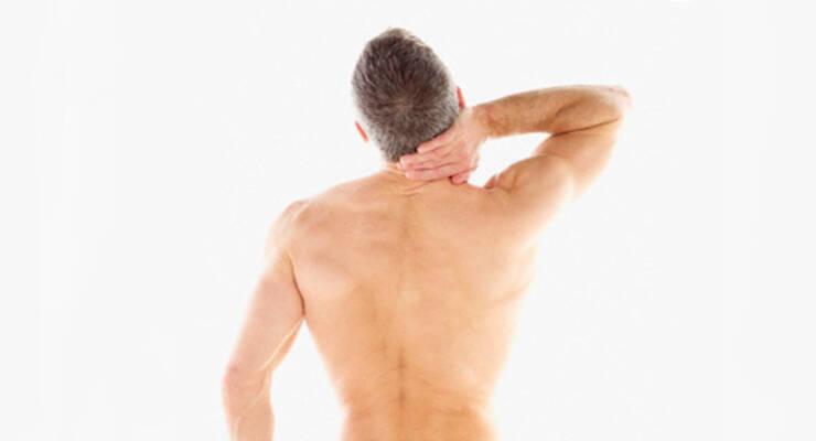 Фото к статье: Йога при шейном остеохондрозе. Часть 1