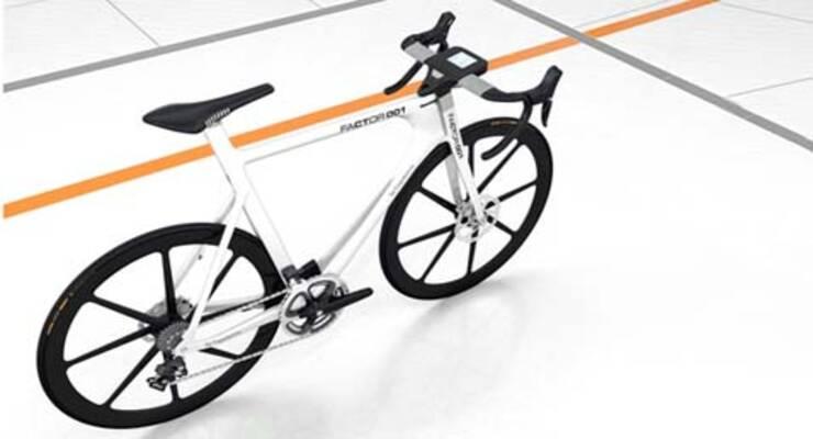 Фото к статье: Велосипед, о котором мечтали все