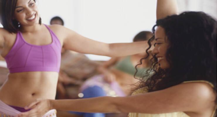 Фото к статье: Педагогика арабских танцев
