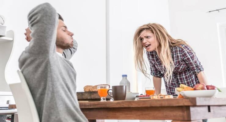 Фото к статье: Ссоры в семье: новый подход к примирению
