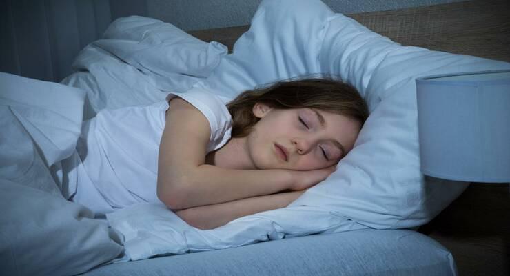 Фото к статье: Гиперактивность или проблемы со сном?