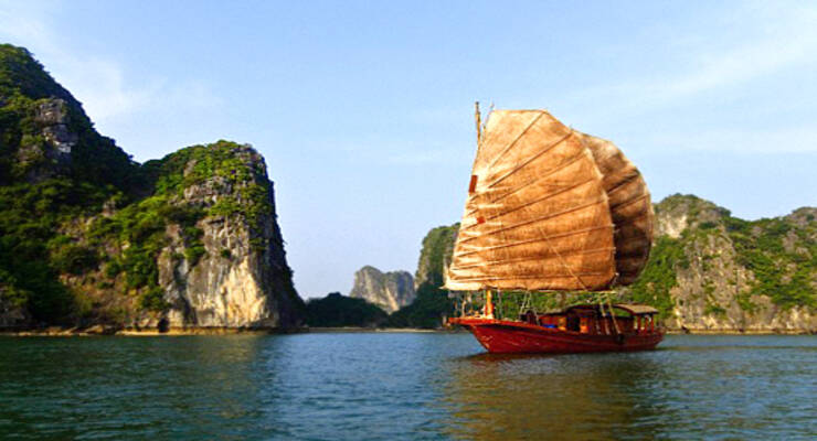 Фото к статье: Йога-тур в 2013 году: «Приручение водяного дракона» во Вьетнаме с Алексеем Меркуловым