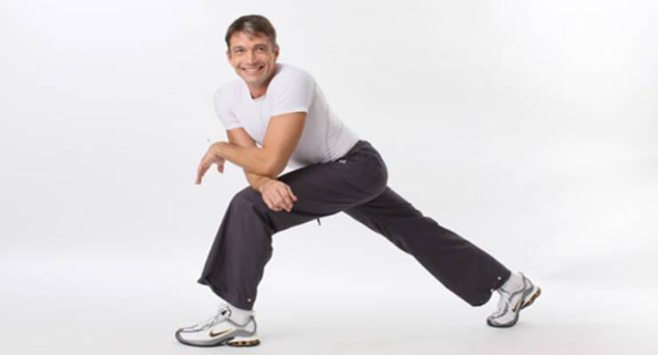 Фото к статье: Как Леонид Зайцев стал фитнес-инструктором