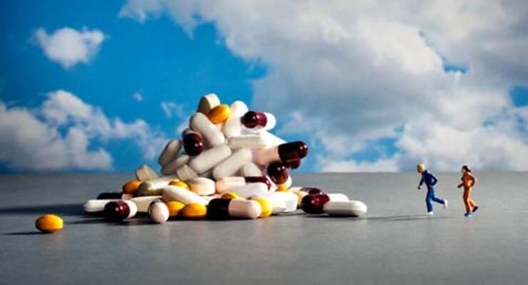 Фото к статье: Весна! Время пить витамины