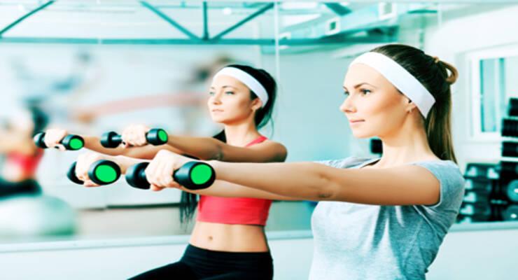 Фото к статье: Как тренироваться девушке, чтобы не перекачаться