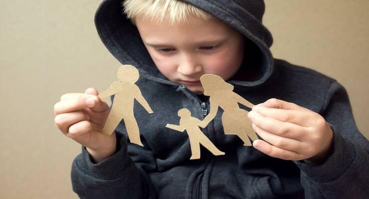 Фото к статье: Дети после развода: как выстроить общение