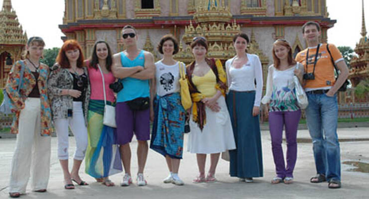 Фото к статье: Wellness-тур в Таиланде: между занятиями китайской гимнастикой