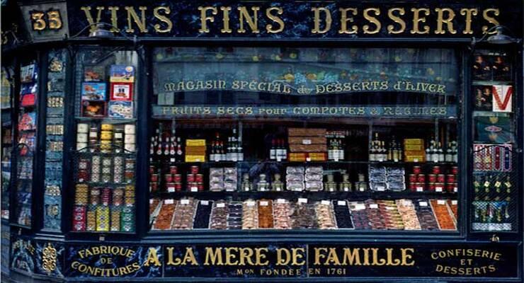 Фото к статье: Французская кухня
