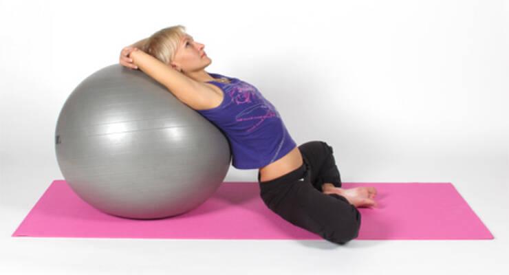 Фото к статье: Коррекция осанки: плоская спина
