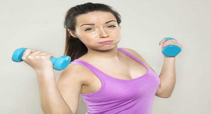 Фото к статье: Тренировки при плохом настроении могут быть опасны