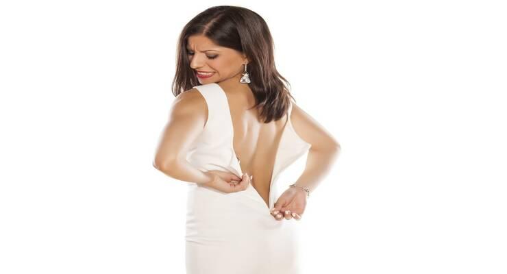 Фото к статье: Экспресс-похудение: 5 способов быстро влезть в прошлогоднее праздничное платье