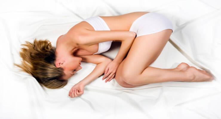 Фото к статье: Позы для сна: какая лучше?