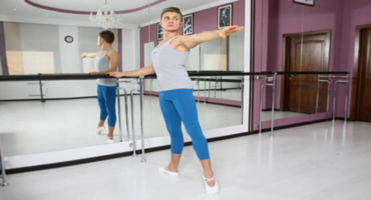 Фото к статье: Боди-балет: упражнения для стройных ног (ФОТО)