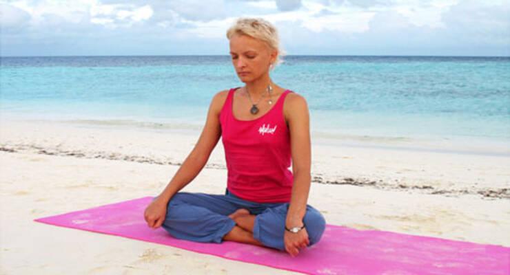 Фото к статье: Как Алена Мордовина из менеджера стала инструктором по йоге