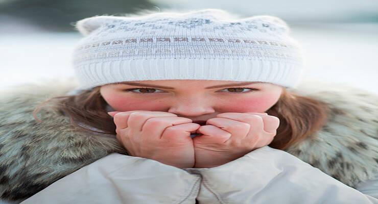 Фото к статье: Ой, мороз, мороз… Что такое аллергия на холод и как ее лечить