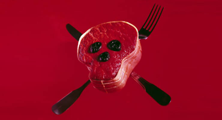 Фото к статье: Смертная казнь за вредные продукты