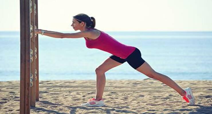Фото к статье: Тренировки на турниках: как заниматься женщине (ФОТО)