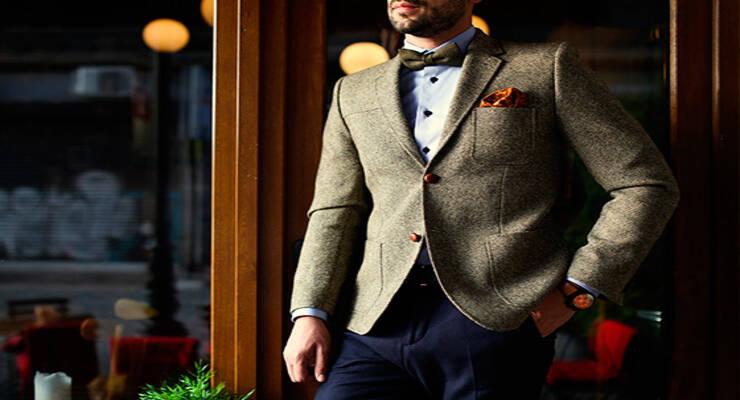 Фото к статье: Одеваем своего мужчину: как должен сидеть пиджак