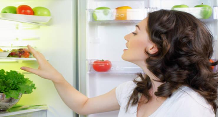 Фото к статье: Правила хранения продуктов в холодильнике