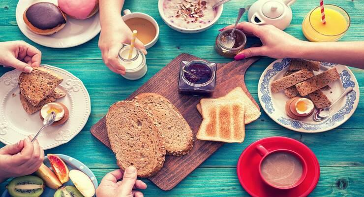Фото к статье: 5 простых способов разнообразить меню завтрака