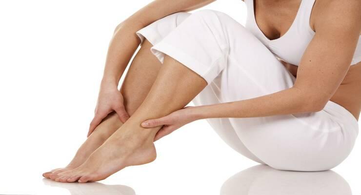 Фото к статье: Ногу свело: как справиться с онемением