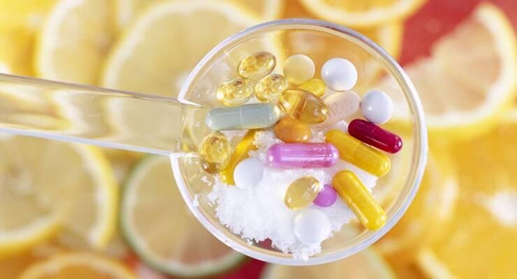 Фото к статье: Витамины