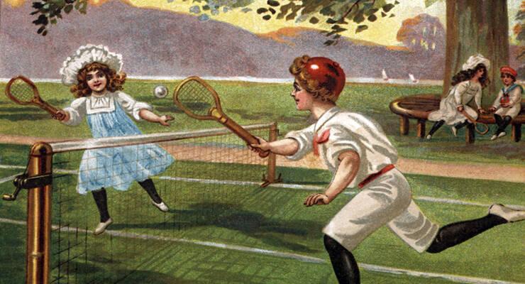 Фото к статье: Теннис