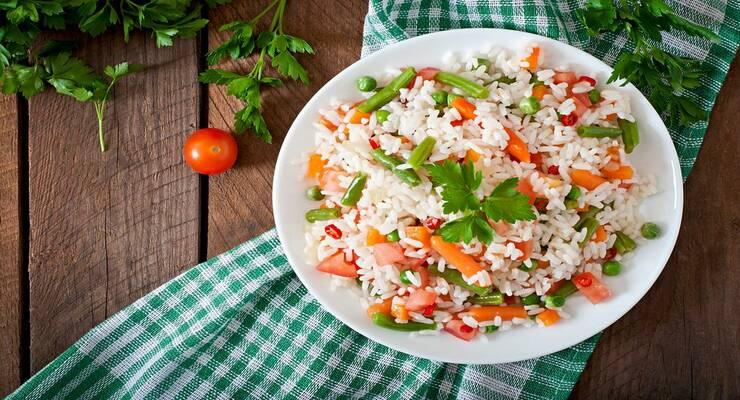 Фото к статье: 5 интересных рецептов с разными видами риса