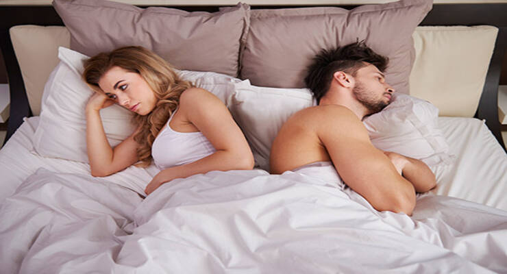 Фото к статье: Что нам мешает получать удовольствие от секса: типичные ошибки