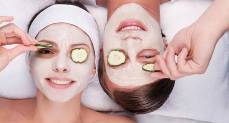 Фото к статье: Как ухаживать за жирной обезвоженной кожей лица?