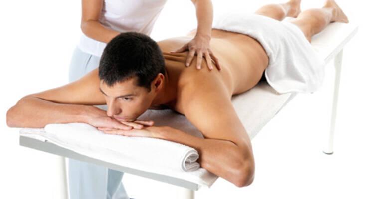 Фото к статье: Нужен ли массаж после тренировки?