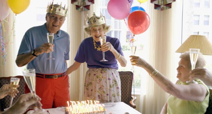 Фото к статье: От чего зависит счастливая старость